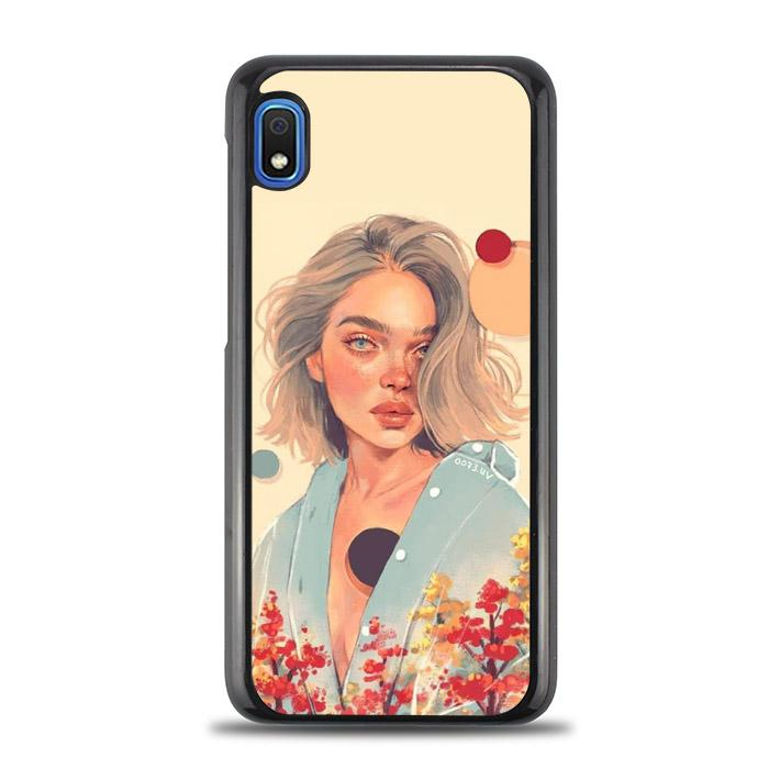 coque custodia cover fundas hoesjes j3 J5 J6 s20 s10 s9 s8 s7 s6 s5 plus edge B36133 Spring Season Art FF5022 Samsung Galaxy A10e Case