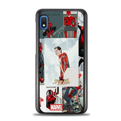 coque custodia cover fundas hoesjes j3 J5 J6 s20 s10 s9 s8 s7 s6 s5 plus edge B35828 Spiderman Marvel FF51534 Samsung Galaxy A10e Case