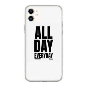 all day everyday fundas iphone 11