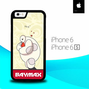 Baymax Save Hearth O0664 fundas iPhone 6, iPhone 6S