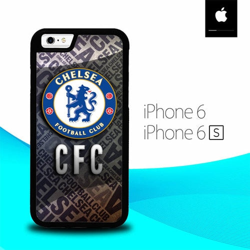 Chelsea Typography O1031 fundas iPhone 6, iPhone 6S
