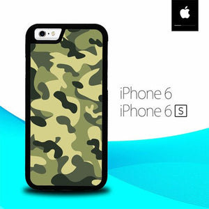 Army Camouflage O1233 fundas iPhone 6, iPhone 6S