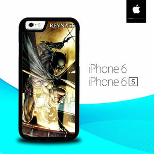 Batman The Dark Night O1247 fundas iPhone 6, iPhone 6S