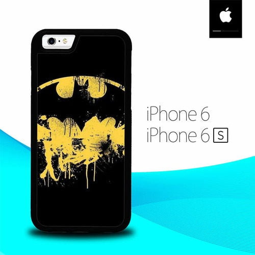 Logo Batman Sign O1298 fundas iPhone 6, iPhone 6S