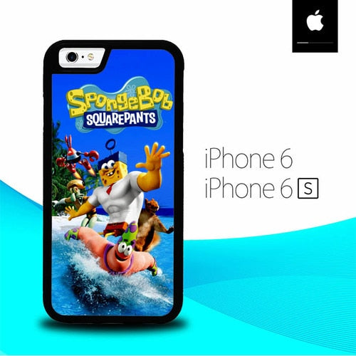 The SpongeBob Movie O3135 fundas iPhone 6, iPhone 6S