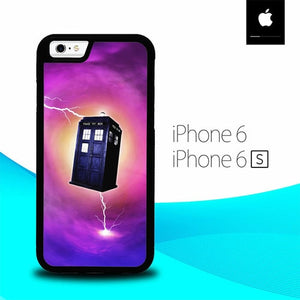 Doctor Who art O3195 fundas iPhone 6, iPhone 6S