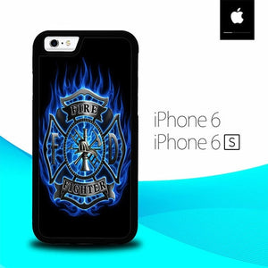 Fire Fighters O3216 fundas iPhone 6, iPhone 6S
