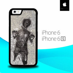 Han Solo in Carbonites O3239 fundas iPhone 6, iPhone 6S