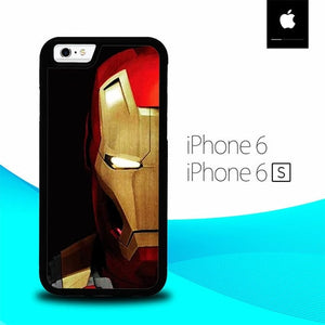 Clip Mask Iron Man O3248 fundas iPhone 6, iPhone 6S