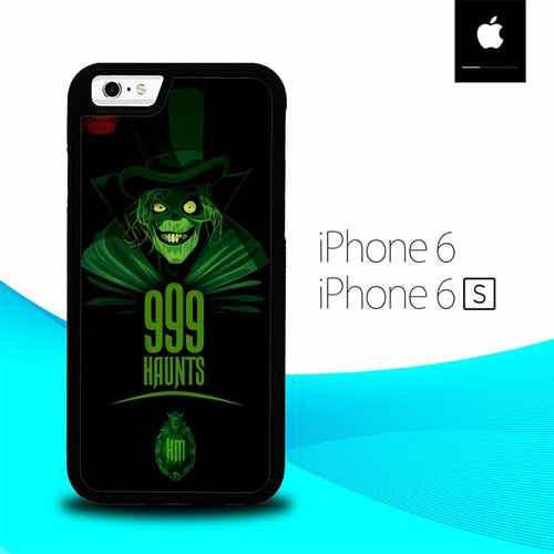 Haunted Mansion Sinful O3251 fundas iPhone 6, iPhone 6S