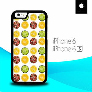 5 Second of Summer Fruit O3428 fundas iPhone 6, iPhone 6S