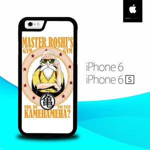 Master Roshis Gym O3457 fundas iPhone 6, iPhone 6S