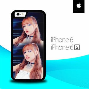 Blackpink Lisa Face Sexy O5055 fundas iPhone 6, iPhone 6S