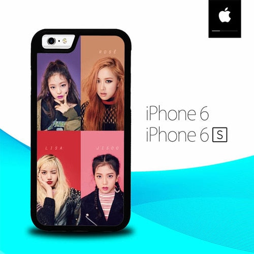 Blackpink Cover Personile Blackpink O5062 fundas iPhone 6, iPhone 6S