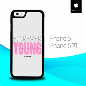 Forever Young Cover Blackpink O5064 fundas iPhone 6, iPhone 6S