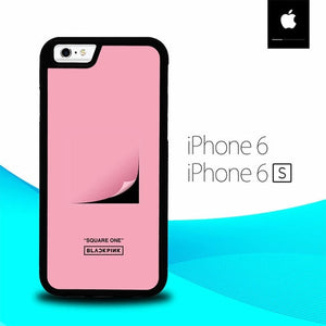 Square One Blackpink Cover O5070 fundas iPhone 6, iPhone 6S