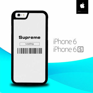 Supreme Wallpaper Loading O5189 fundas iPhone 6, iPhone 6S