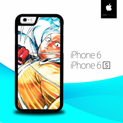 one punch man O6956 fundas iPhone 6, iPhone 6S
