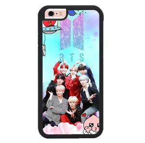BTS in Action O7393 fundas iPhone 6, iPhone 6S