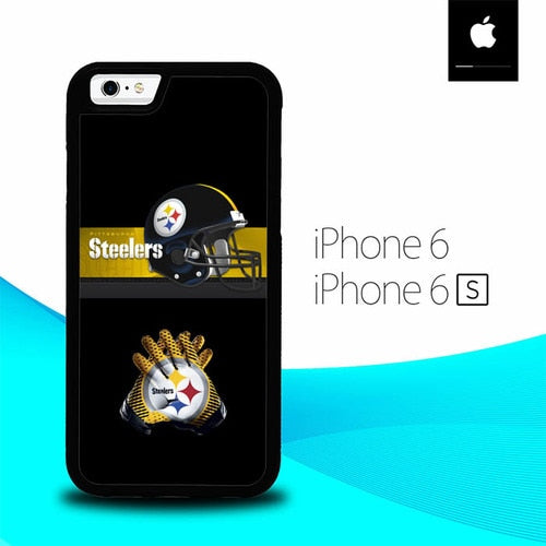 Pittsburgh Steelers O7468 fundas iPhone 6, iPhone 6S
