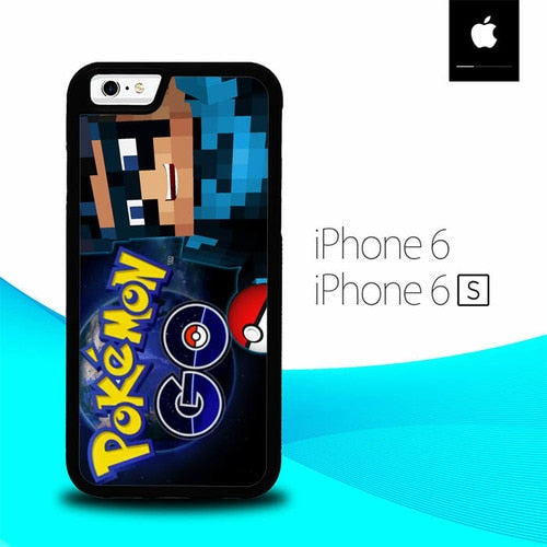 Pokemon in Real Life O7485 fundas iPhone 6, iPhone 6S