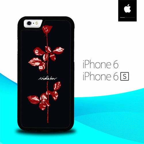 Depeche Mode Violator O7494 fundas iPhone 6, iPhone 6S