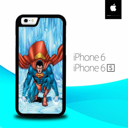 Superman DC Comic O7548 fundas iPhone 6, iPhone 6S