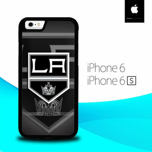 Los Angeles Kings Logo O7661 fundas iPhone 6, iPhone 6S