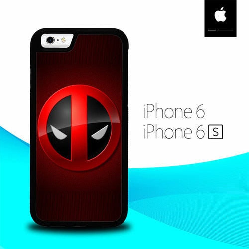 marvel comic deadpool  O7691 fundas iPhone 6, iPhone 6S