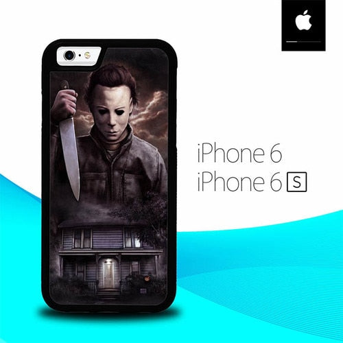 Michael Myers O7704 fundas iPhone 6, iPhone 6S