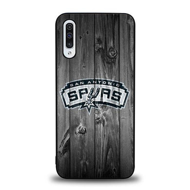coque custodia cover fundas hoesjes j3 J5 J6 s20 s10 s9 s8 s7 s6 s5 plus edge B36166 Spurs Logo Wood B400 Samsung Galaxy A50 Case