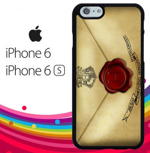 Envelope Harry Potter fundas iPhone 6, iPhone 6S