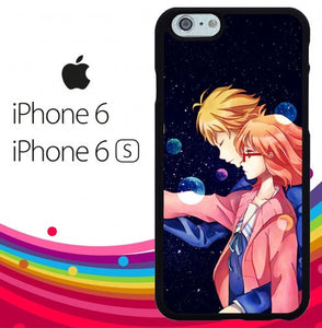 beyond the boundary anime Z0689 fundas iPhone 6, iPhone 6S