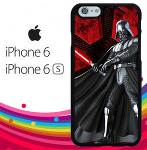 darth vader Z2224 fundas iPhone 6, iPhone 6S