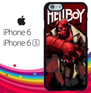 hellboy Z2287 fundas iPhone 6, iPhone 6S
