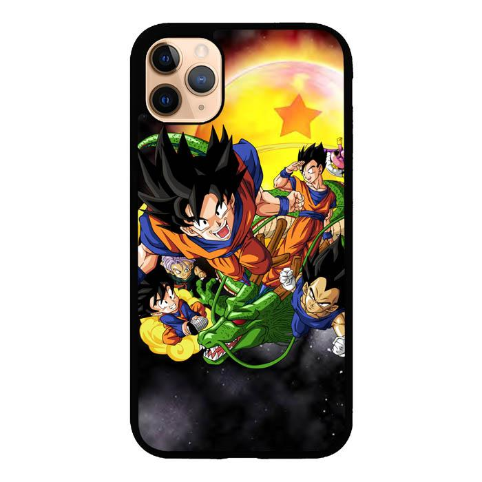 coque custodia cover case fundas hoesjes iphone 11 pro max 5 6 6s 7 8 plus x xs xr se2020 pas cher X8814 dragon ball z Z2728