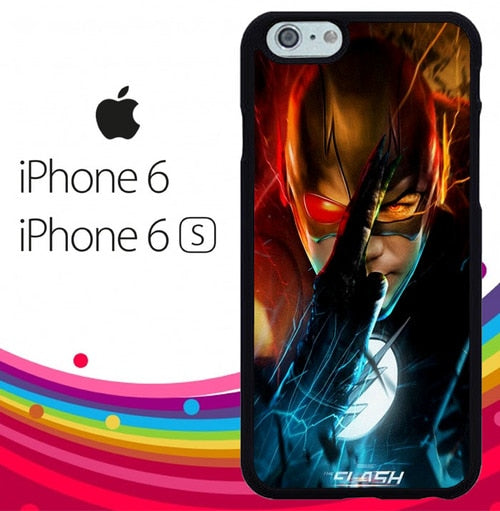 ZOOM THE FLASH Z3862 fundas iPhone 6, iPhone 6S