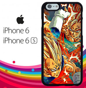 dragon ball z Z3977 fundas iPhone 6, iPhone 6S