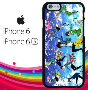 digimon adventure tri Z4045 fundas iPhone 6, iPhone 6S