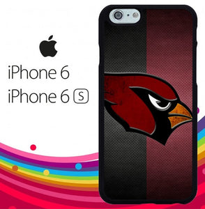 arizona cardinals Z4145 fundas iPhone 6, iPhone 6S