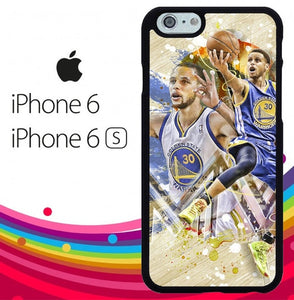 stephen curry golden state warriors MVP Z4922 fundas iPhone 6, iPhone 6S