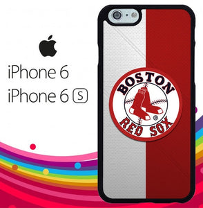 Boston Red Sox Z4797 fundas iPhone 6, iPhone 6S