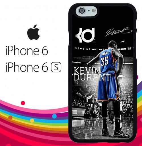 kevin durant Z5362 fundas iPhone 6, iPhone 6S