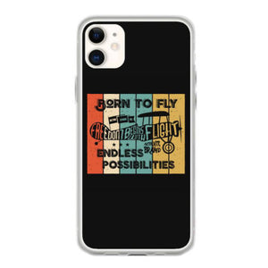 born to fly fundas iphone 11