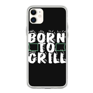 born to grill fundas iphone 11