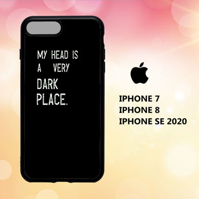 fundas iphone 5 6 7 8 plus x xs xr case Y0594 emo wallpaper iphone 81kM4