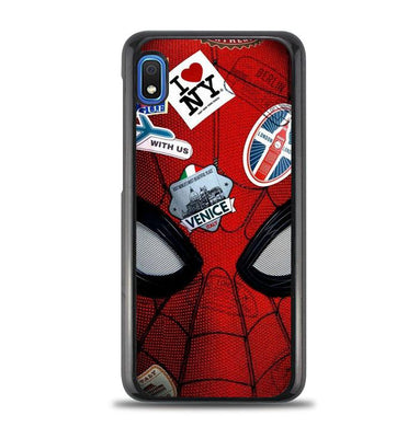coque custodia cover fundas hoesjes j3 J5 J6 s20 s10 s9 s8 s7 s6 s5 plus edge B35471 Spiderman Far From Home FJ0960 Samsung Galaxy A10e Case