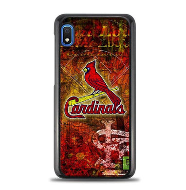 coque custodia cover fundas hoesjes j3 J5 J6 s20 s10 s9 s8 s7 s6 s5 plus edge B36186 St. Louis Cardinals FJ0983 Samsung Galaxy A10e Case