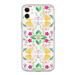 floral folk art fundas iphone 11