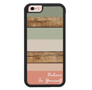 Modern Wooden Stripes X00054 fundas iPhone 6, iPhone 6S